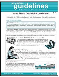 Area Public Outreach Coord - G-38 thumbnail