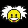 Einstein Smiley