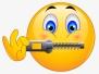 sealed-zipped-up-mouth-emoji